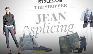 JEAN SPLICE SHOP Video