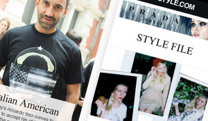 Style.com Mobile