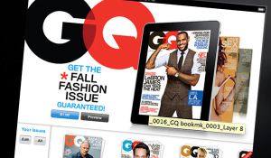 GQ Digital Edition 2.0 Redesign