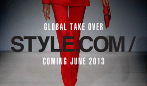 Style Global Take over Ad Teaser